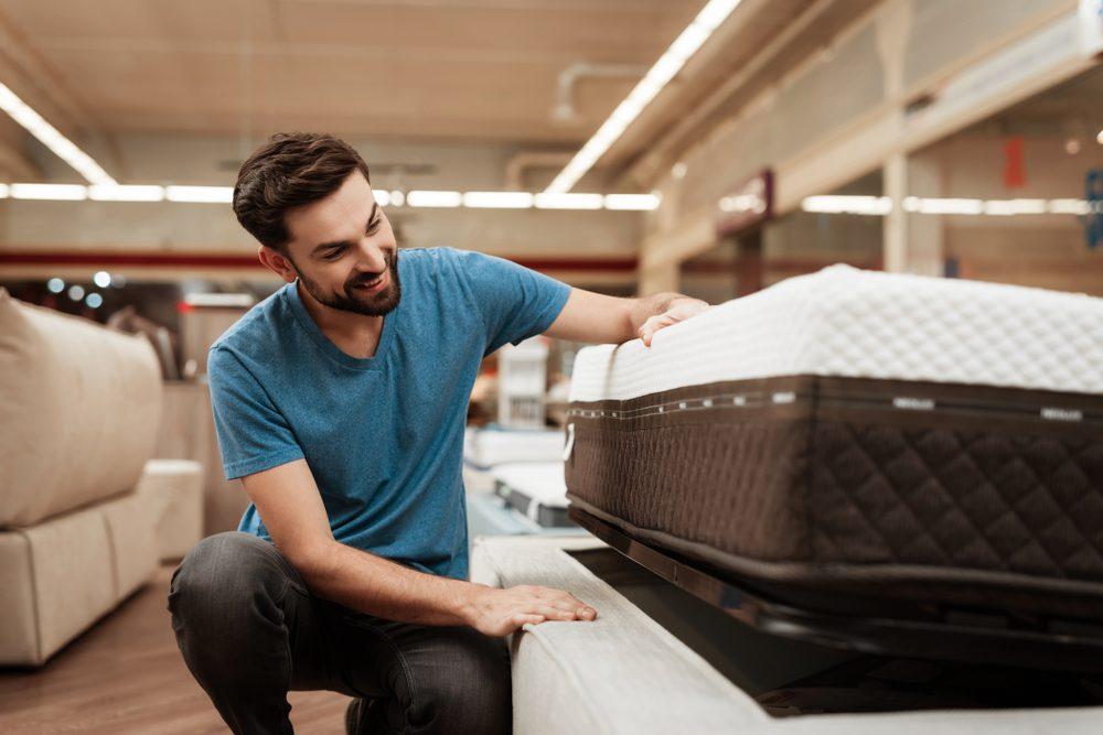 mattress back pain