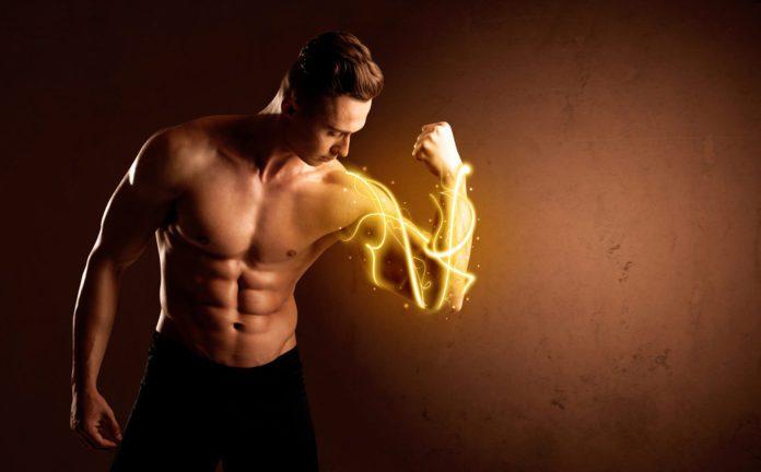 Lactic Acid buildup muscle